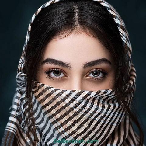 عکس دختر خوشگل (۳)