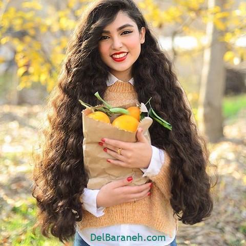 عکس دختر خوشگل (۶)