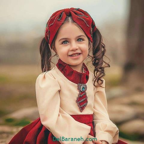 عکس دختر زیبا برای پروفایل (۱)