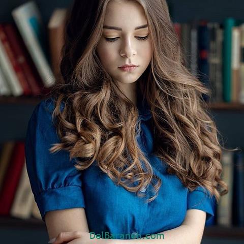 عکس دختر زیبا برای پروفایل (۱۳)