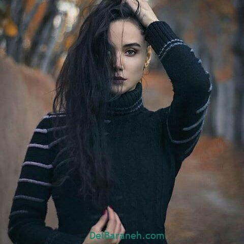عکس دختر زیبا برای پروفایل (۳)