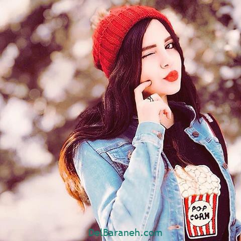 عکس دختر زیبا برای پروفایل (۵)