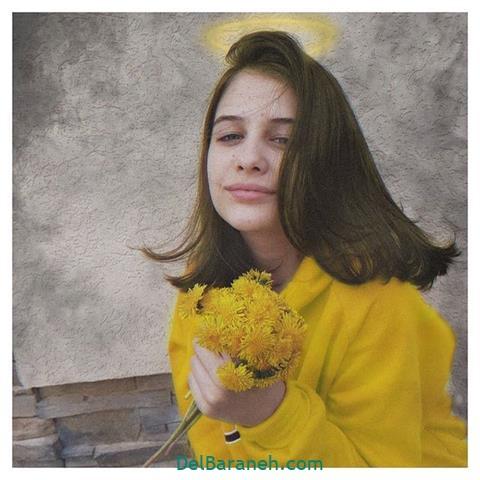 عکس دختر زیبا برای پروفایل (۶۲)