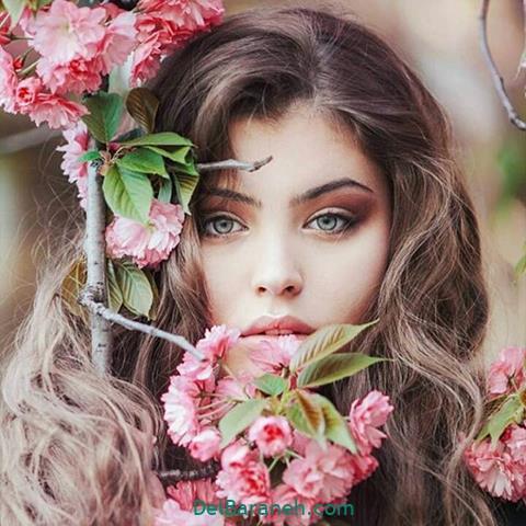 عکس دختر زیبا برای پروفایل (۶۳)