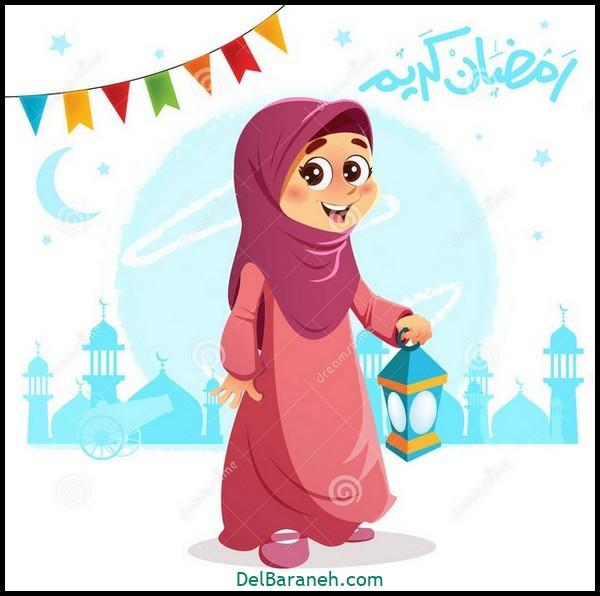 نقاشی ماه رمضان (۱۳)
