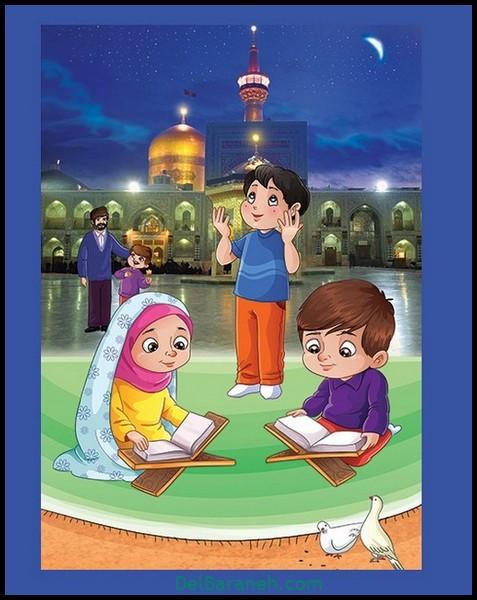 نقاشی ماه رمضان (۲۹)
