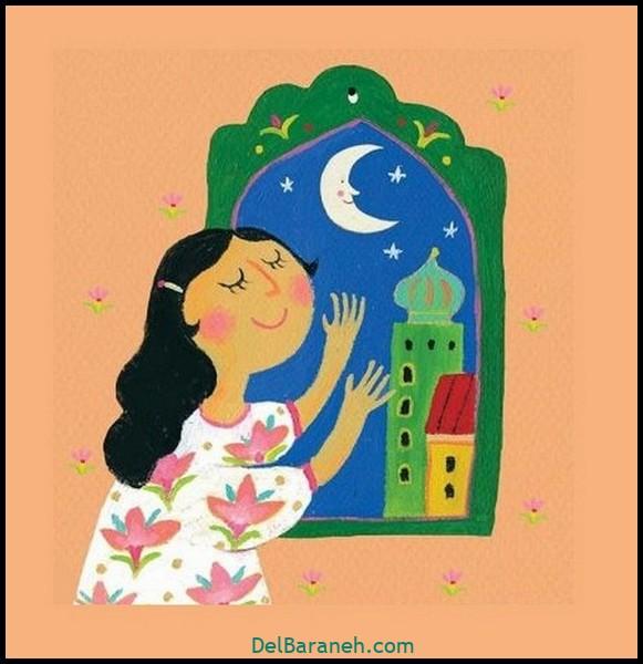 نقاشی ماه رمضان (۳۶)