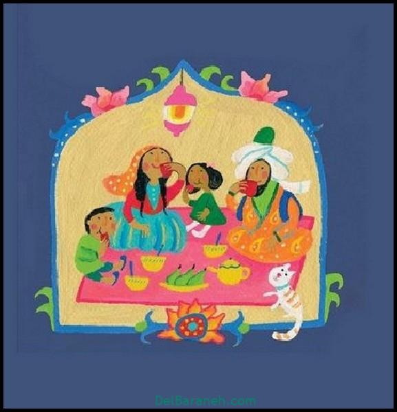 نقاشی ماه رمضان (۳۸)