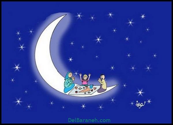 نقاشی ماه رمضان (۴۳)