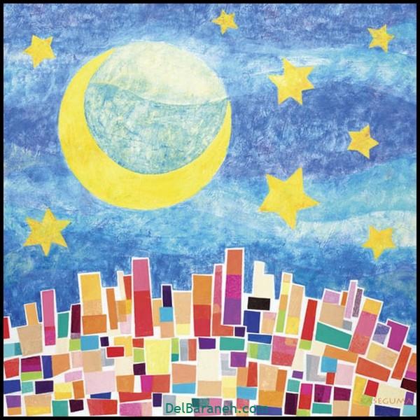 نقاشی ماه رمضان (۴۴)