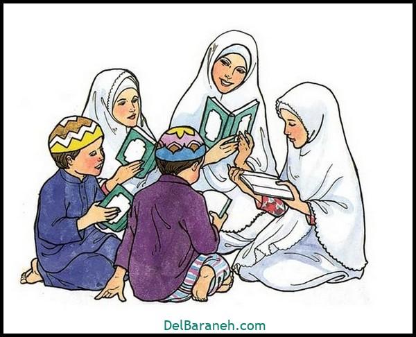 نقاشی ماه رمضان (۴۶)