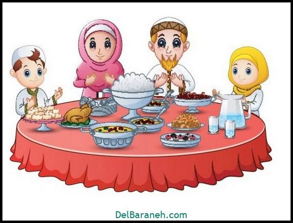 نقاشی ماه رمضان (۴۷)