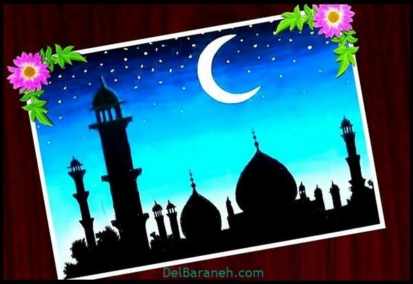 نقاشی ماه رمضان (۵۰)