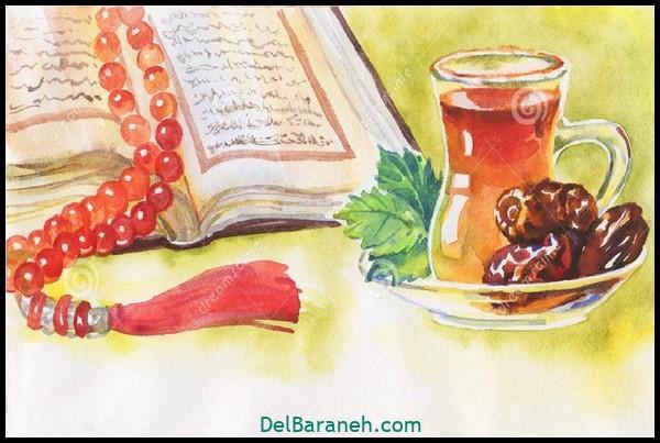 نقاشی ماه رمضان (۵۶)