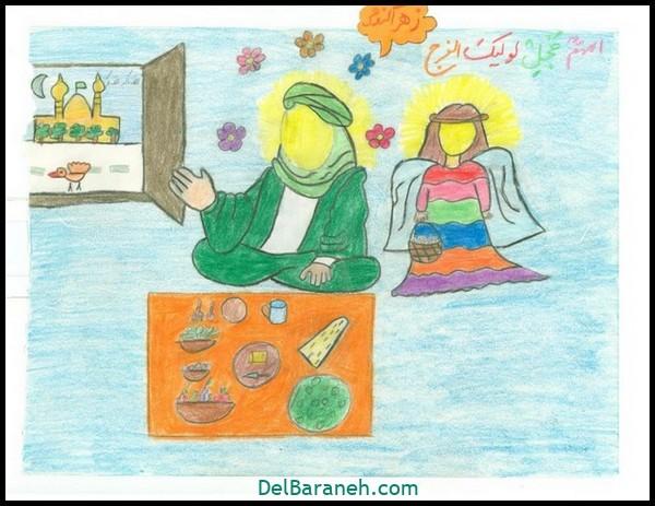 نقاشی ماه رمضان (۵۷)