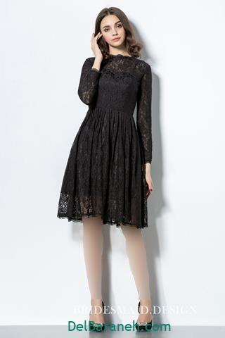 مدل لباس مجلسی ماکسی استین دار