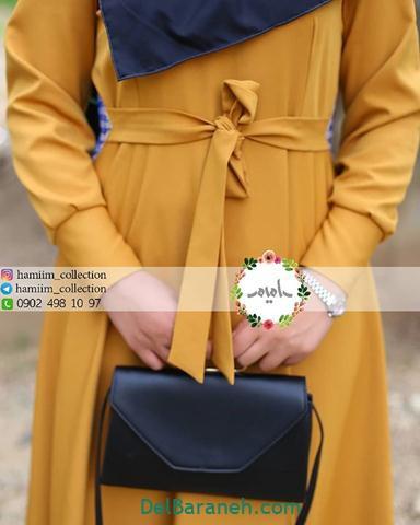مدل تن پوش | ۷۰ مدل تنپوش یا پیراهن دخترانه از برند «حامیم»
