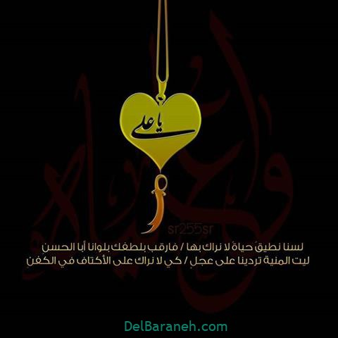 پروفایل شب قدر اسم علی
