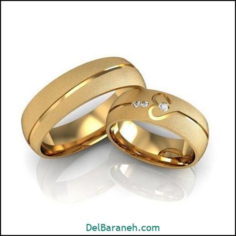 حلقه ست طلا (۲)