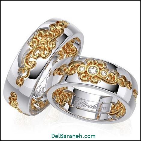 حلقه ست طلا (۶)