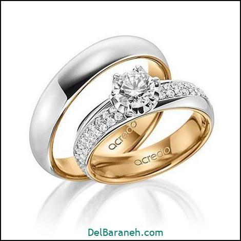 حلقه ست طلا (۷)
