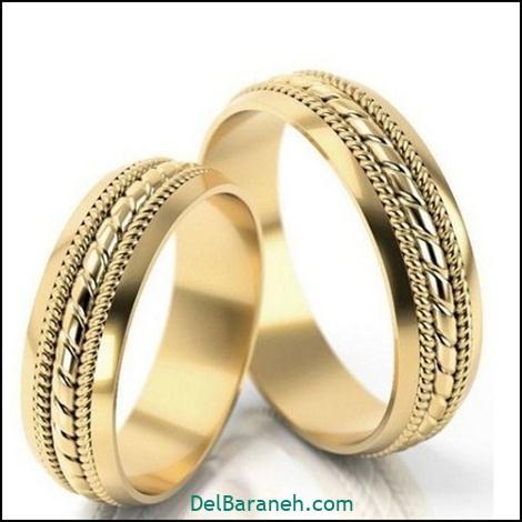 حلقه ست طلا (۹)