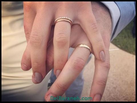 عکس حلقه ازدواج (۱۰)