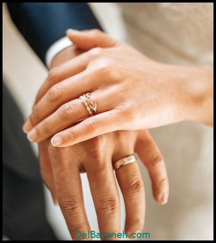 عکس حلقه ازدواج (۱۵)