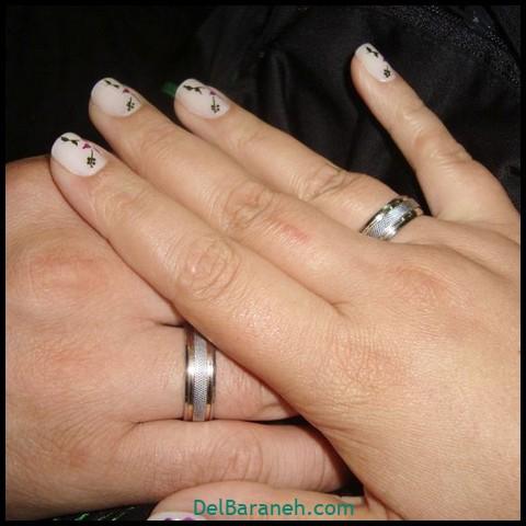 عکس حلقه ازدواج (۱۶)