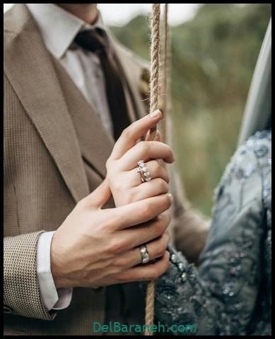 عکس حلقه ازدواج (۲)