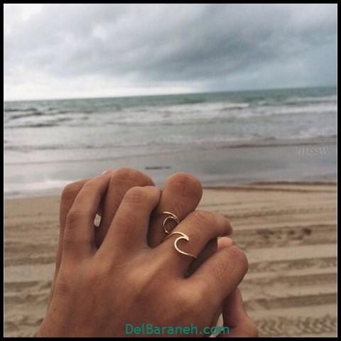 عکس حلقه ازدواج (۲۱)