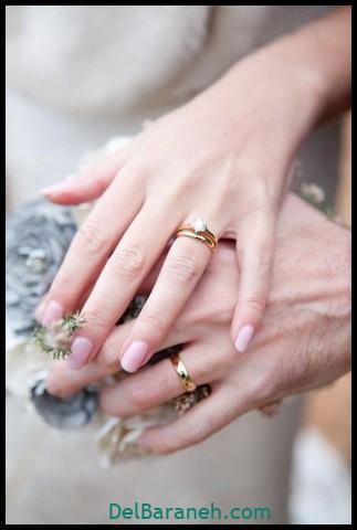 عکس حلقه ازدواج (۲۶)