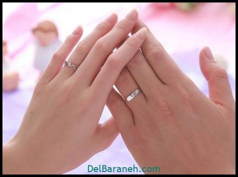 عکس حلقه ازدواج (۲۷)