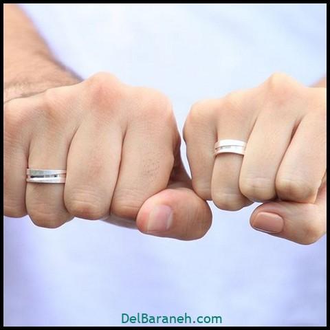 عکس حلقه ازدواج (۳۵)