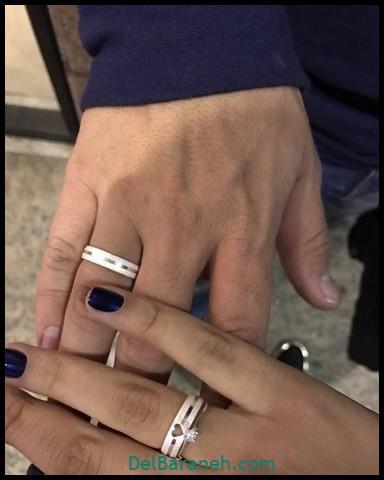 عکس حلقه ازدواج (۸)