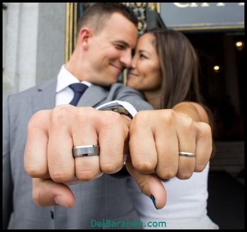 عکس حلقه ازدواج (۹)