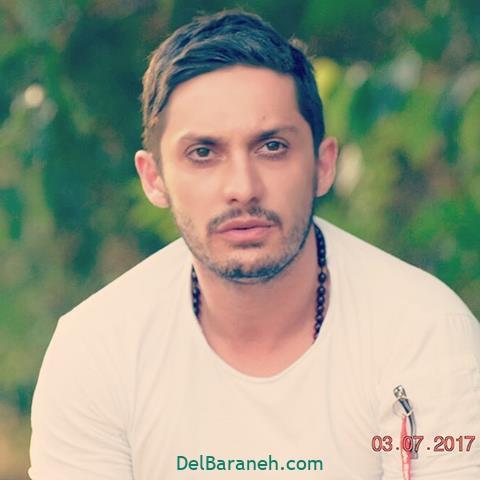 محمدرضا هاشمی بازیگر سریال بوی باران