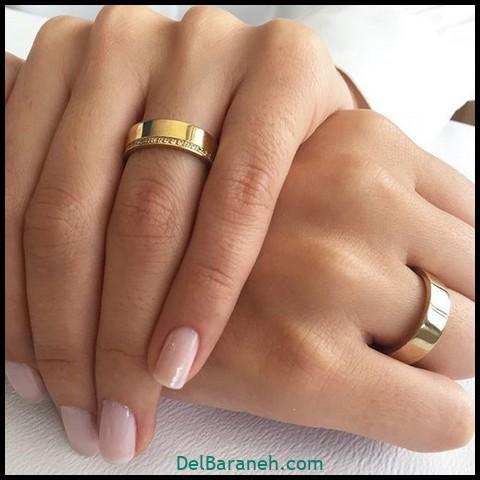 مدل حلقه ازدواج (۲)