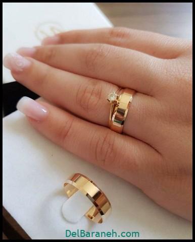 مدل حلقه ازدواج (۲۶)