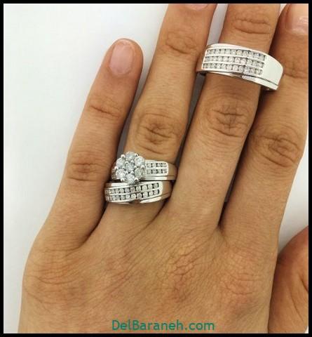 مدل حلقه ازدواج (۳۸)