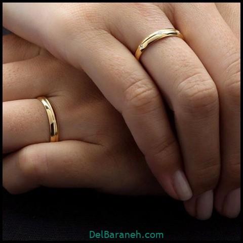 مدل حلقه ازدواج (۴)