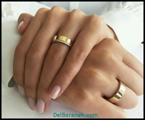 مدل حلقه ازدواج (۵)