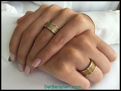 مدل حلقه ازدواج (۶)