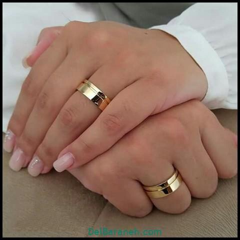 مدل حلقه ازدواج (۷)