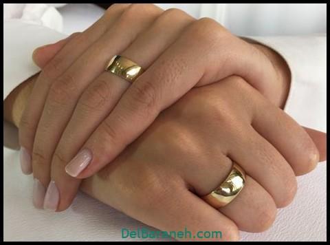 مدل حلقه ازدواج (۸)