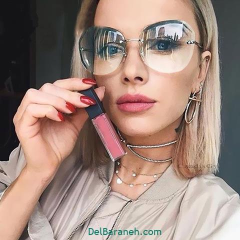 مدل عینک طبی زنانه و دخترانه متفاوت