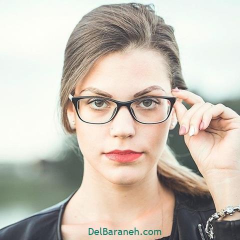 تعیین نمره عینک به چه صورت است؟