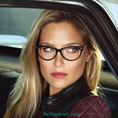 مدل عینک طبی زنانه و دخترانه هنری