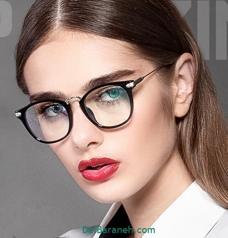 مدل عینک طبی زنانه و دخترانه خاص و زیبا