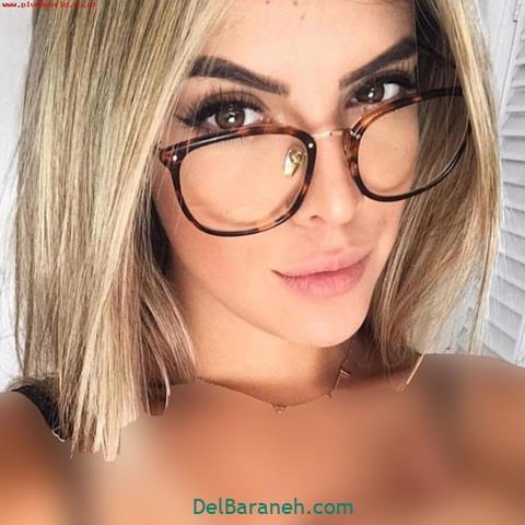 مدل عینک طبی زنانه و دخترانه شیک و با کلاس